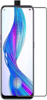 HOBBYTRONICS Tempered Glass Guard for Oppo F11 Pro, Vivo V15, Vivo Nex, Realme X, OPPO K3, Vivo Z1 Pro, Vivo Z5X(Pack of 1)
