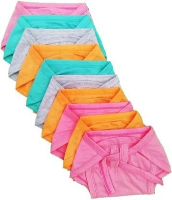 sunuo Washable Reusable Multicolour Hosiery Cotton Langot for New Born Baby  0 6 Months, Pack of 10  sunuo Nappy