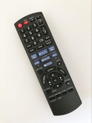 Ritebuy THEATER SYSTEM REMOTE CONTROL PANASONIC Remote Controller(Black)