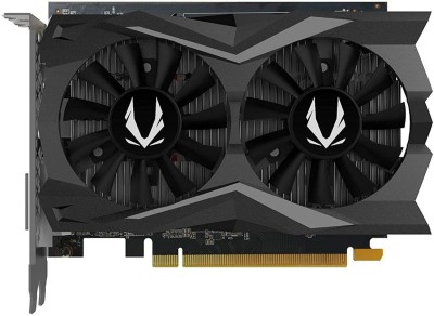 ZOTAC NVIDIA GAMING GeForce GTX 1650 SUPER Twin Fan 4 GB GDDR6 Graphics Card(Black)