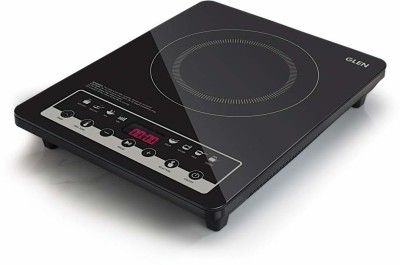 GLEN 8904107313594 Induction Cooktop(Black, Touch Panel)