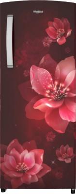 Whirlpool 200 L Direct Cool Single Door 3 Star Refrigerator Wine Mulia, 215 IMPRO PRM 3S Whirlpool Refrigerators