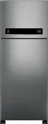 Whirlpool 245 L Frost Free Double Door 2 Star Refrigerator Arctic Steel, NEO DF258 ROY  2s  N Whirlpool Refrigerators