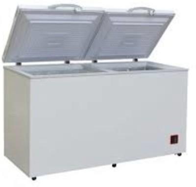 Voltas 320 L Double Door Standard Deep Freezer(White, 320 M...