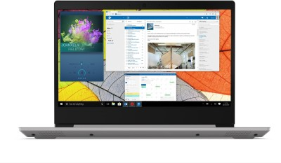 Lenovo Ideapad S145 Core i3 10th Gen - (8 GB/256 GB SSD/Windows 10 Home) S145-15IIL Laptop(15.6 inch, Platinum Grey, 1.85...