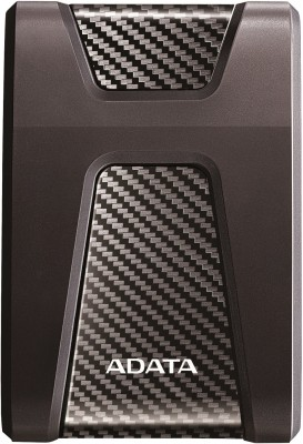 ADATA AHD650 4 TB External Hard Disk Drive(Brown)