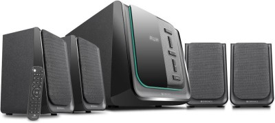 Zebronics Zeb-Pristine 4 65 W Bluetooth Home Theatre(Black, 4.1 Channel)