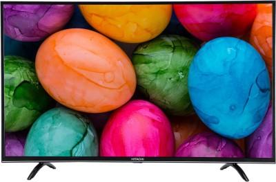 Hitachi 109.22cm (43 inch) Full HD LED Smart TV(LD43HTS06F)