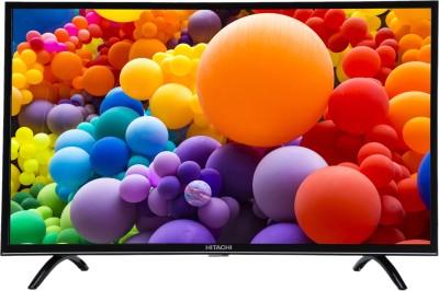 Hitachi 81.28cm (32 inch) HD Ready LED Smart TV(LD32HTS06H)