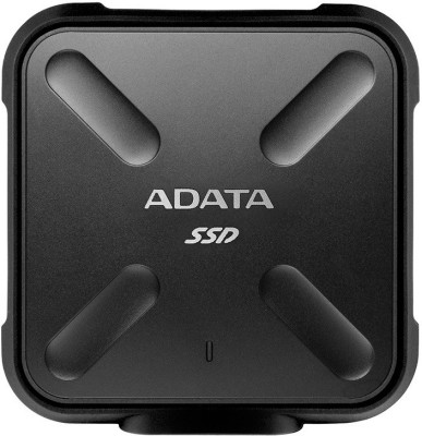 ADATA ASD700 512 GB External Solid State Drive(Black)