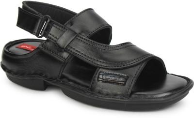 Fashion Victim Men Black Sandals