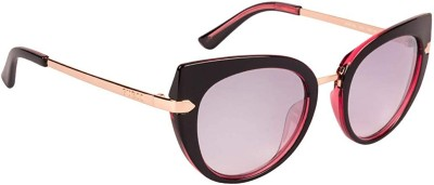 Guess Cat-eye Sunglasses(Violet)