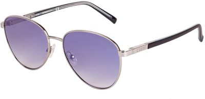 Guess Round Sunglasses(Blue)