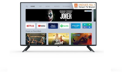 Mi 4A 100 cm (40) Full HD LED Smart Android TV