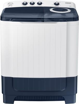 Samsung 8.5 kg Semi Automatic Top Load White, Grey(WT85R4200LL/TL)