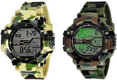 Deluxe t8761 Digital Watch   For Men   Women Deluxe Wrist Watches