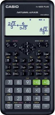 Casio FX82ES Plus 2nd Edition Scientific Calculator(12 Digit)