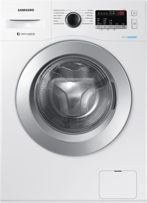 Samsung 6.5 kg Fully Automatic Front Load White WW66R22EKSW/TL Samsung Washing Machines