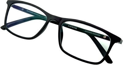 ANEMONE Full Rim Rectangle Frame(50 mm)