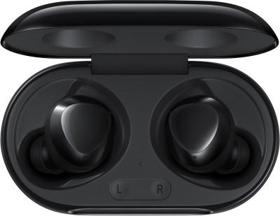 SAMSUNG Galaxy Buds Plus Bluetooth Headset(Black, True Wireless)