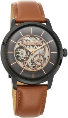 Titan NN90110NL01 Automatic Analog Watch - For Men