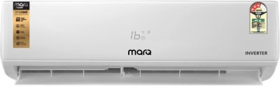 MarQ by Flipkart 0.8 Ton 3 Star Split Inverter AC  - White(FKAC083SIAEXT_MPS, Copper Condenser)