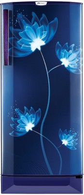 Godrej 190 L Direct Cool Single Door 5 Star Refrigerator(Glass Blue, RD 1905 PTDI 53 GL BL)