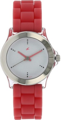 Fastrack NG9827PP07J Beach Analog Watch   For Women Fastrack Wrist Watches
