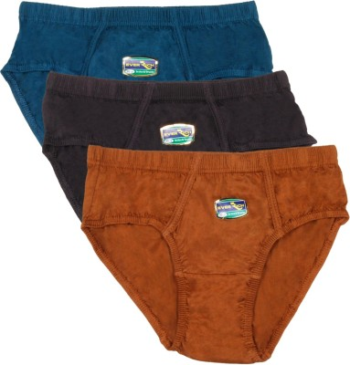 EverRich Brief For Boys(Multicolor Pack of 3)