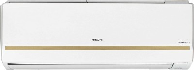 Hitachi 1 Ton 5 Star Split Inverter AC   White