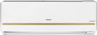 Hitachi 1 Ton 5 Star Split Inverter AC - White(RSFG512HCEA, Copper Condenser)