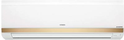 Hitachi 2 Ton 5 Star Split Inverter AC - White, Gold(RMOG524HCEA, Copper Condenser)
