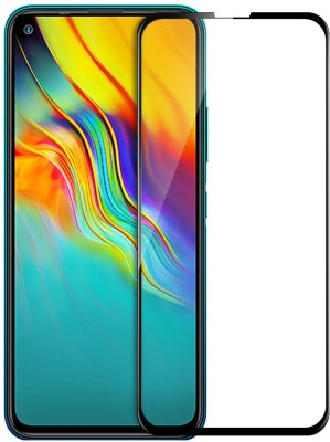 Flipkart SmartBuy Edge To Edge Tempered Glass for Infinix Hot 9, Infinix Hot 9 Pro, Poco X3, Motorola Moto G 5G, Mi 10T(Pack of 1)