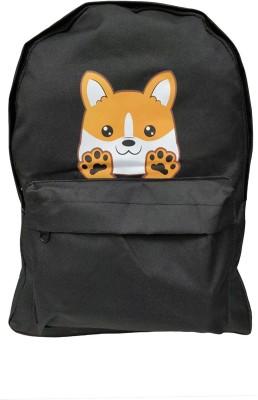 BECCOS Cute Mini Backpack 8 L Backpack Black BECCOS Backpacks