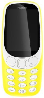 Nokia 3310 DS(Yellow)