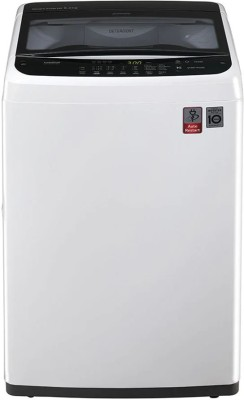 LG 6.2 kg with Smart Inverter Fully Automatic Top Load White(T7288NDDLA.ABWPEIL)