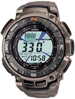 CASIO PRG-240T-7DR Outdoor ( PRG-240T-7DR ) Digital Watch - For Men