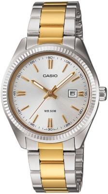 CASIO A478 Enticer Lady's   LTP 1302SG 7AVDF   Analog Watch   For Women CASIO Wrist Watches