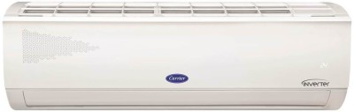 CARRIER 2 Ton 3 Star Split Inverter AC with PM 2.5 Filter  - White(24K 3 STAR ESTER NEO INVERTER R32 SPLIT AC, Copper Condenser)
