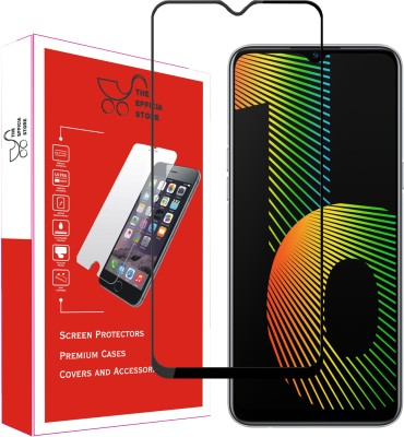 Efficia Edge To Edge Tempered Glass for Realme Narzo 10(Pack of 1)