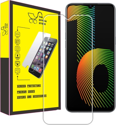 Efficia Tempered Glass Guard for Realme Narzo 10(Pack of 1)
