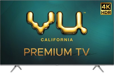 Vu Vu Premium 164cm (65 inch) Ultra HD (4K) LED Smart TV(65PM)