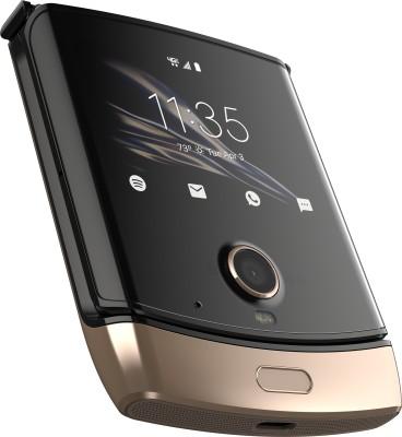 Motorola Razr (Gold, 128 GB)(6 GB RAM)
