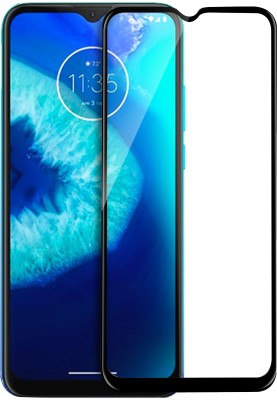 Flipkart SmartBuy Edge To Edge Tempered Glass for Motorola Moto G8 Power Lite, Motorola Moto G9, Motorola Moto E7 Plus(Pack of 1)