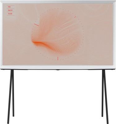 SAMSUNG The Serif Series 138 cm (55 inch) QLED Ultra HD (4K) Smart TV(QA55LS01TAKXXL)