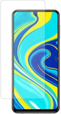 SM Screen Guard for Redmi Note 9 Pro(Pack of 1)