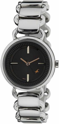 Fastrack 6117SM01 Analog Watch - For Women