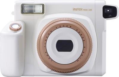 Fujifilm Instax Wide 300 Instant Camera Brown, White Fujifilm Cameras