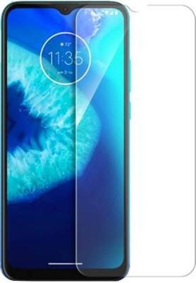 EASYBIZZ Tempered Glass Guard for Motorola Moto G9, Motorola Moto G8 Power Lite(Pack of 1)