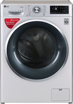 LG 7 kg Inverter Fully-Automatic Wi-Fi Front Loading Washing Machine with Inbuilt...